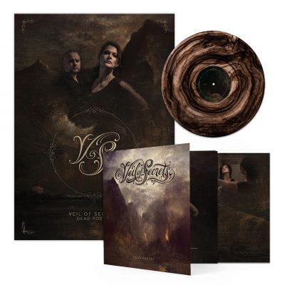 "Veil of Secrets ""Dead Poetry"" LP"